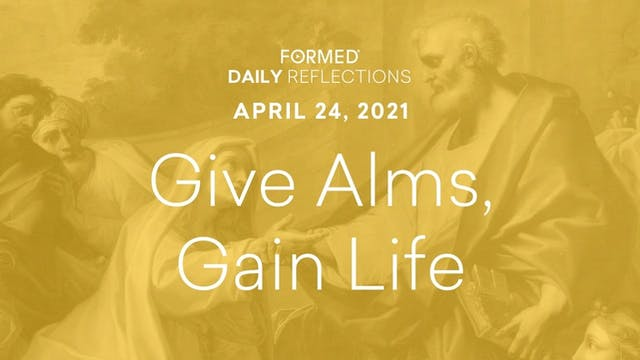 Easter Daily Reflections – April 24, ...