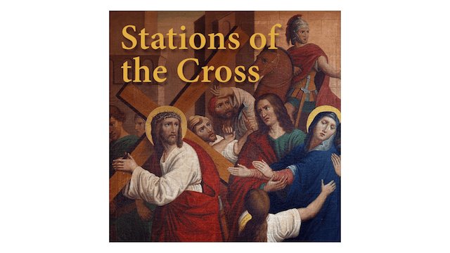 Stations of the Cross by Saint Alphonsus Liguori