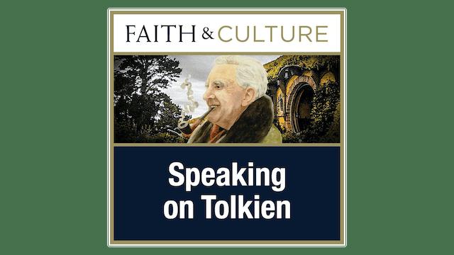 Speaking on Tolkien with Chris Stefanick