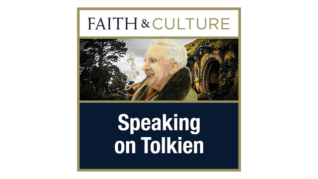 Speaking on Tolkien with Chris Stefanick