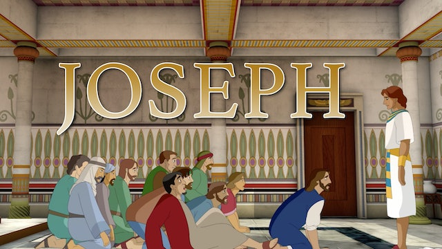 Joseph: Beloved Son Rejected Slave