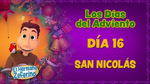 Día 16: San Nicolás