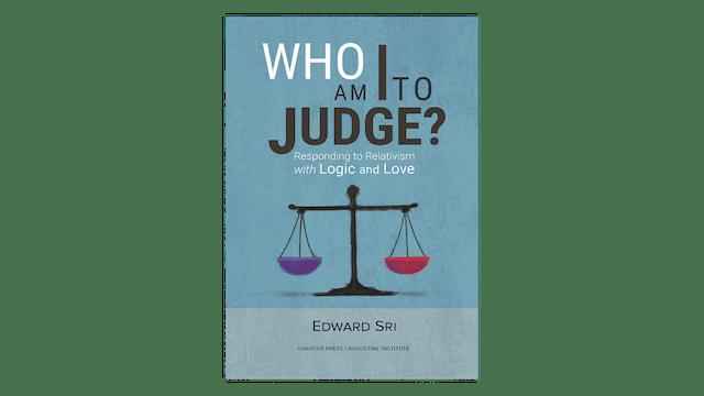KINDLE: Who Am I To Judge