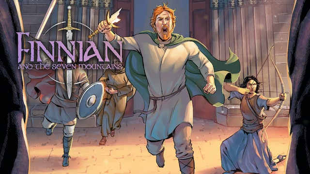 Finnian and the Seven Mountains - Issue #4 // PDF