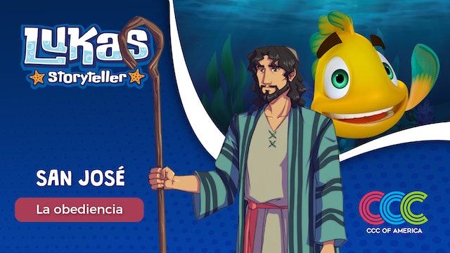 Lukas Storyteller: San José