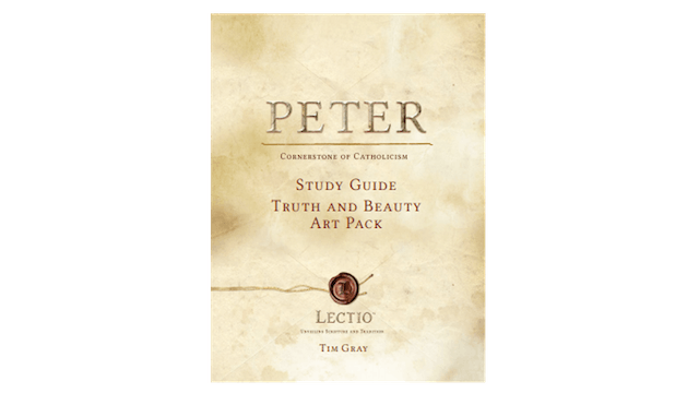 Lectio: Peter Art Pack