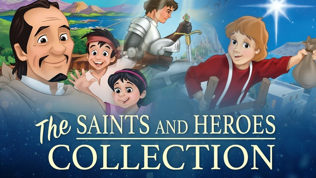 The Saints and Heroes Collection