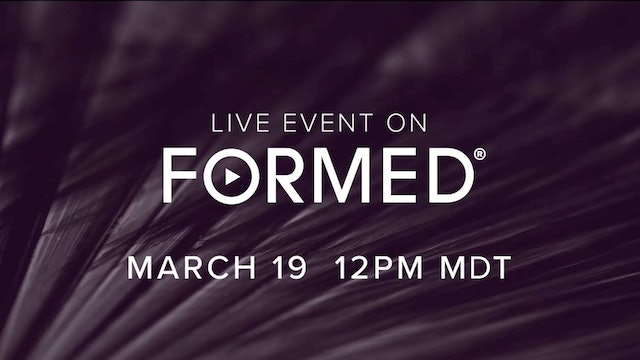 Upcoming FORMED Live: In Times of Uncertainty