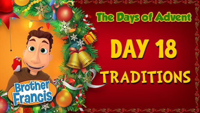 Day 18 - Traditions