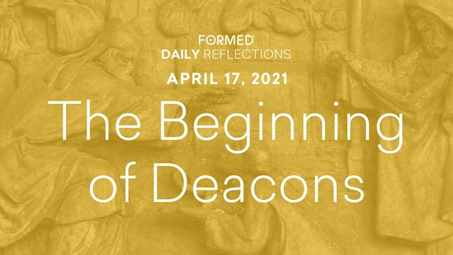 Easter Daily Reflections – April 17, 2021