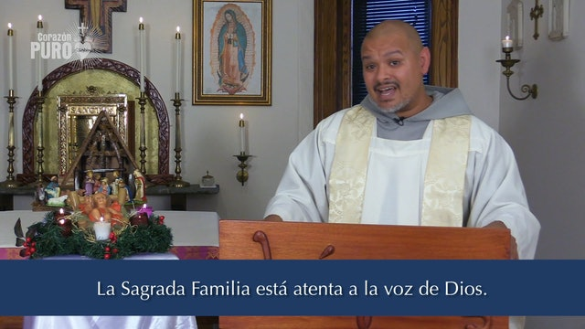 Solemnidad de la Sagrada Familia—Diciembre 30, 2018