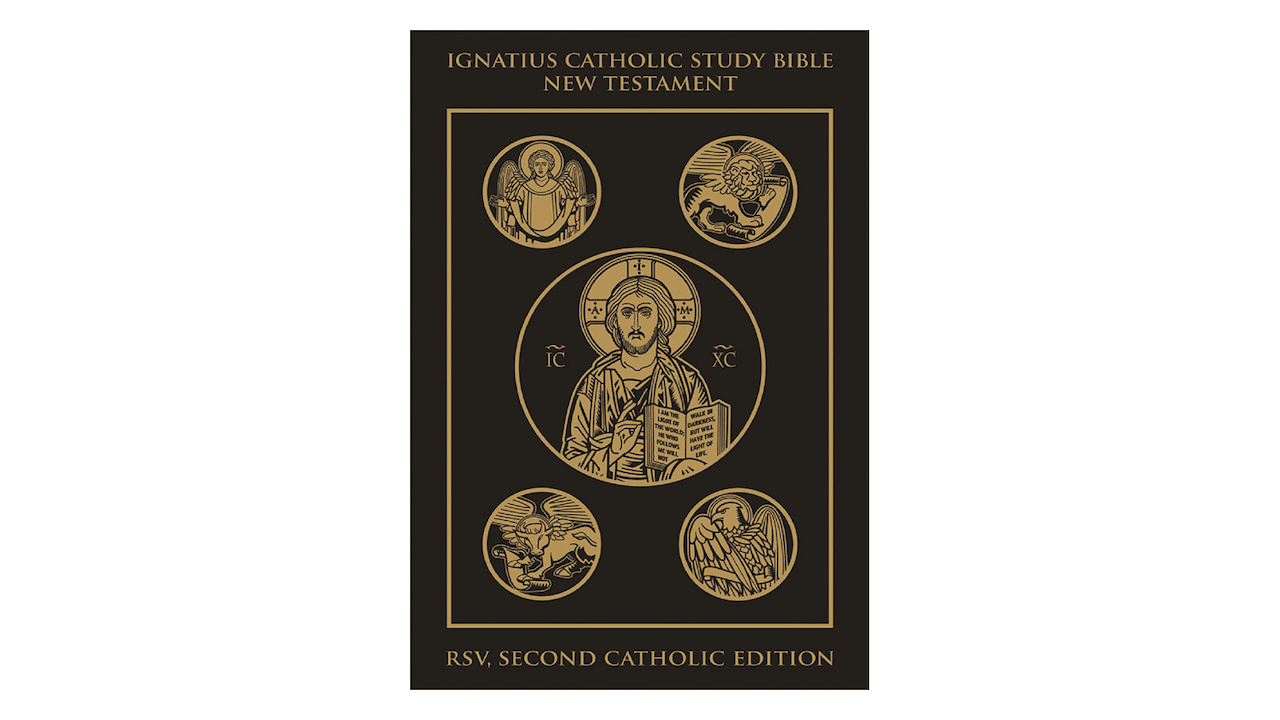 The Ignatius Catholic Study Bible: New Testament