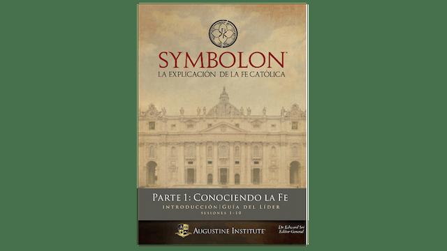 Symbolon: Conociendo la fe, Guía del líder