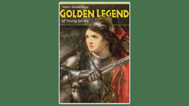 Golden Legend of Young Saints by Henri Daniel-Rops