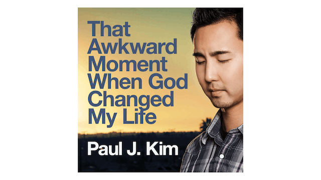 That Awkward Moment When God Changed ...