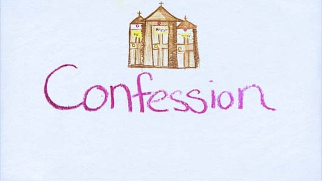 Forgiven - For Children: How to Make a Great Confession