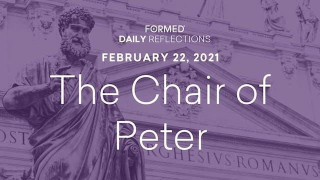 Lenten Daily Reflections – February 2...