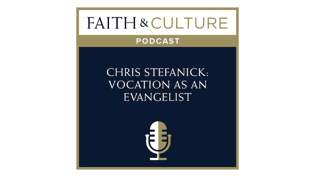 Vocation as an Evangelist with Christ...
