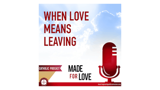 When Love Means Leaving (Domestic Abuse)
