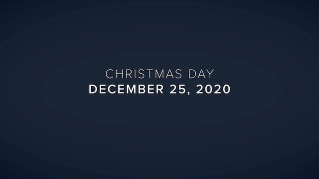 Daily Reflections – Christmas Day – D...