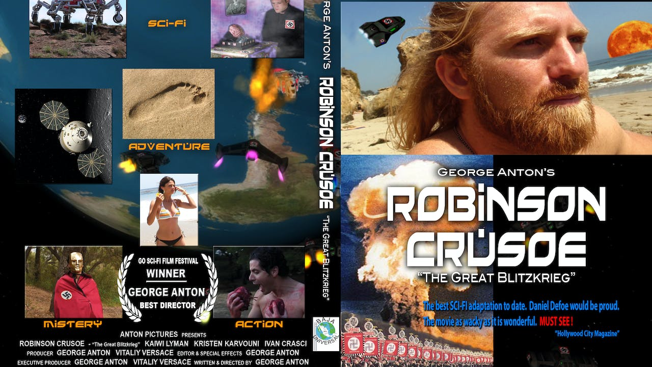ROBINSON CRUSOE | imdb.com/title/tt1312242 | Full Movie