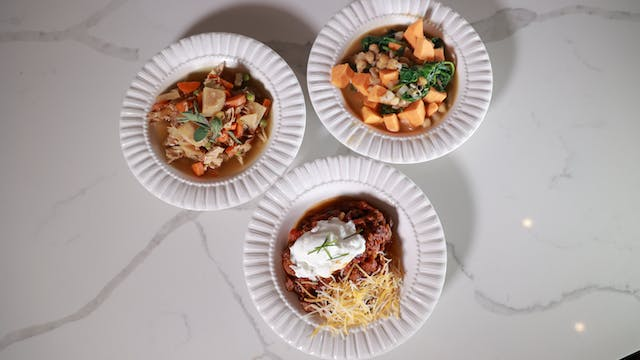 SLOW COOKER RECIPES (3)