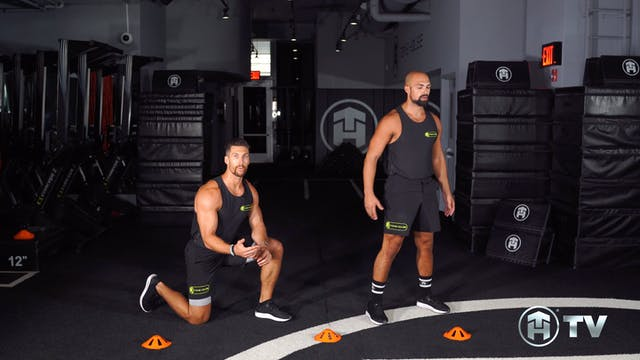CONDITIONING THROWDOWN (S4:06) - JOE