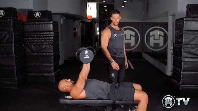 UPPER BODY DUMBBELL (05) - JOE