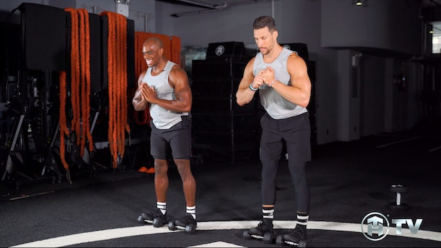 LOWER BODY DUMBBELL (02) - JAMES