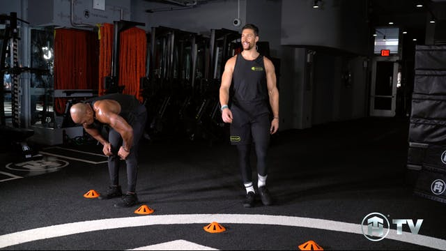 CONDITIONING IN THE ZONE (S4:25) - JOE