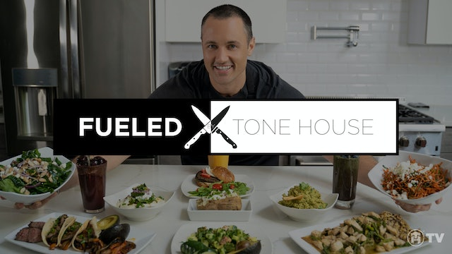 FUELED BY TONE HOUSE