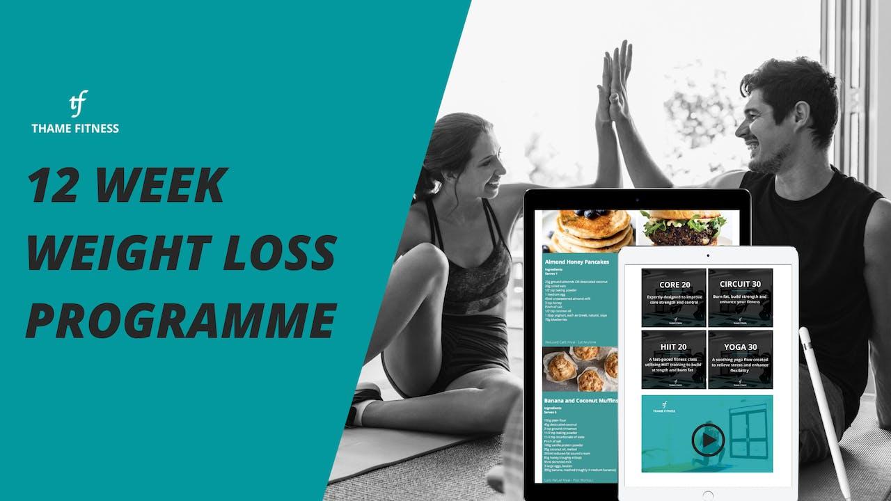 12 Week Weight Loss Programme
