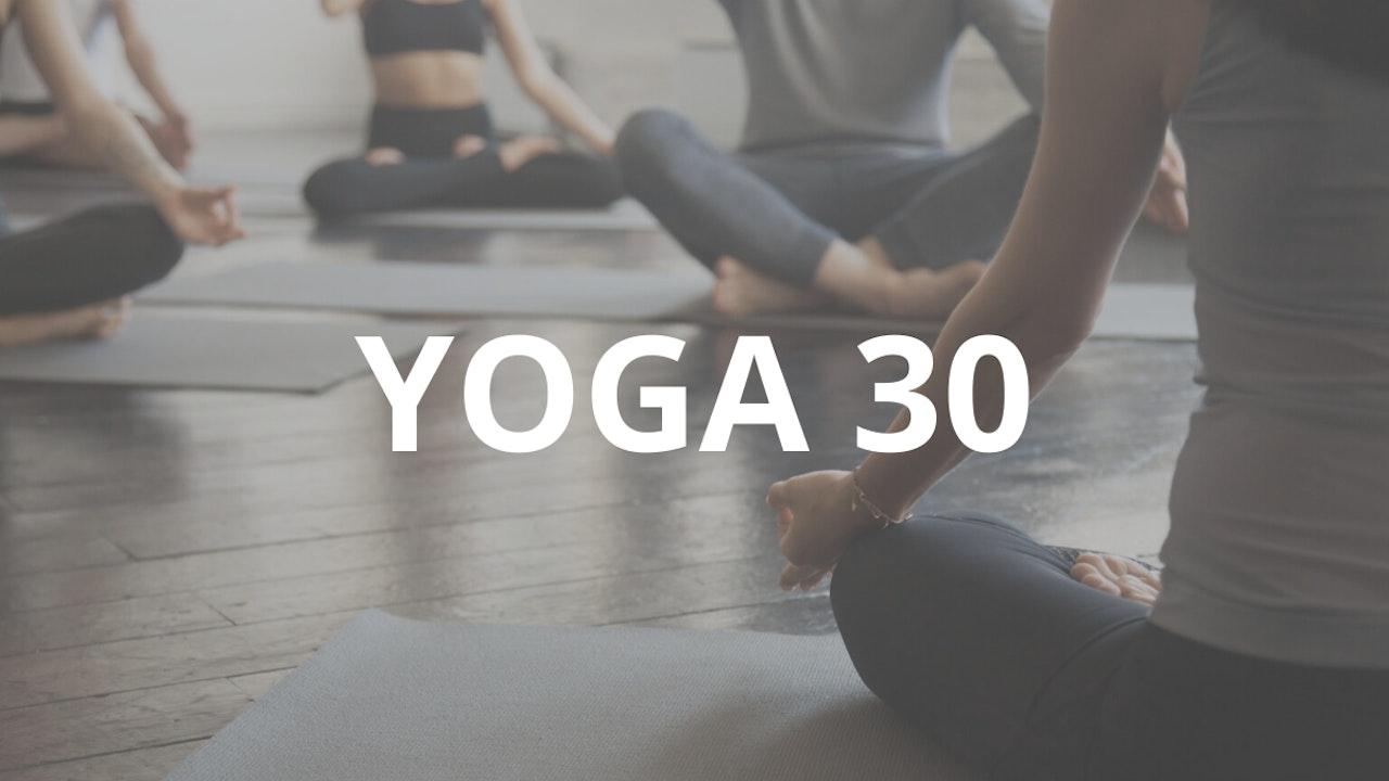 YOGA 30