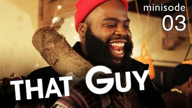 THAT GUY | Cleopatra & Uhura | Minisode 3 (S1)