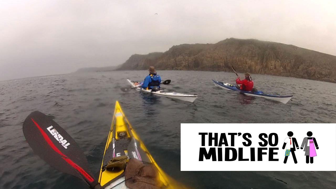 That's So MidLife: S1, E1 - Midlife Kayak