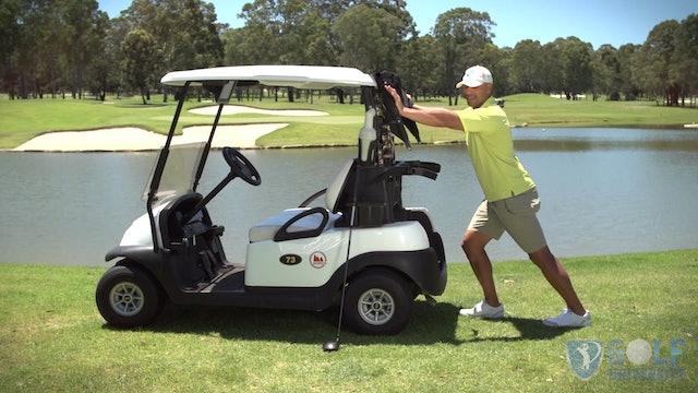 Golf Flexibility Mastery Series Video 1