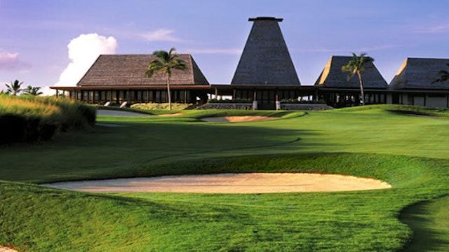Golf Getaway at Natadola Bay Championship Golf Course - Back Nine