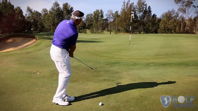Chipping Mastery Video Series - Video 1 - the Basic Chipping Technique