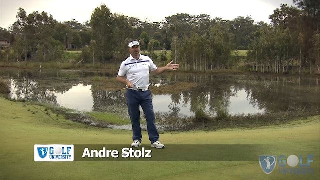 How to Play a Chip and Run Shot