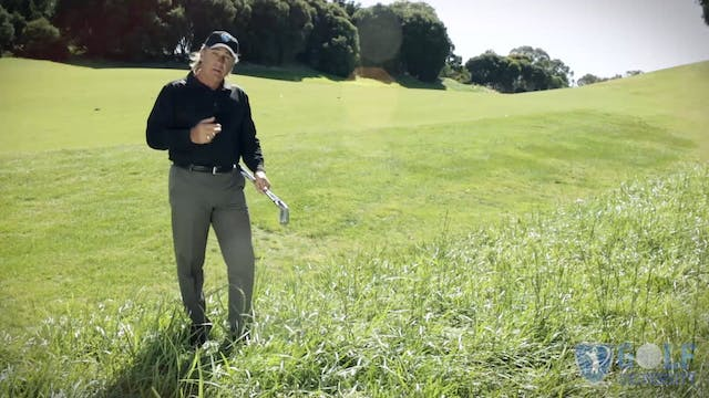 How To Hit Out of Long Fairway Rough