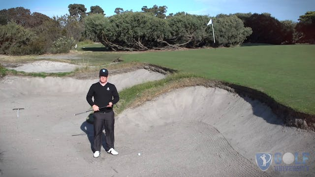 How To Spin Your Bunker Shots