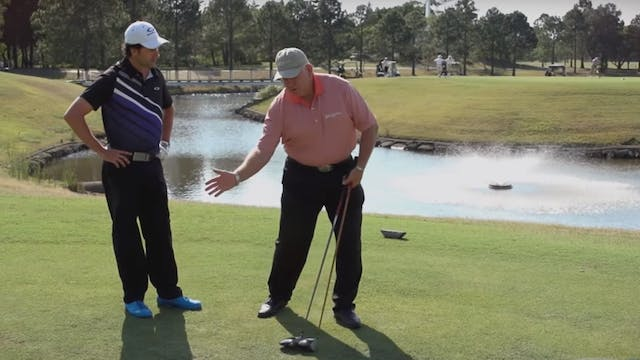 How to Drive the Golf Ball Straighter