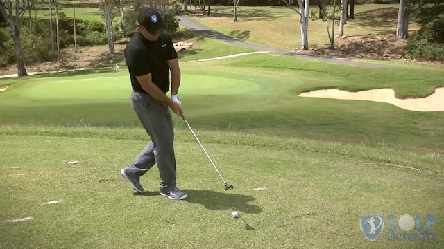 How To Hit a Wood or Hybrid off a Long Par 3 and Get It to Stop on the Green