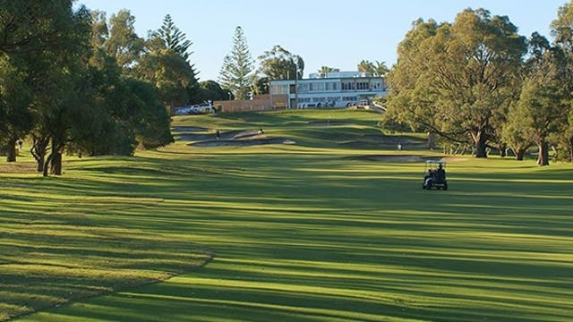 Golf Getaway at Mandurah Country Club
