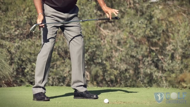How to Hit a High Fade With Your Irons