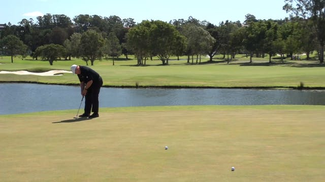 How To Eliminate Three Putts