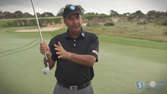How to Get More Distance With Your Irons