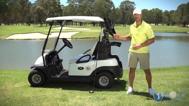 Pre Match Warm Up Stretch for Golf