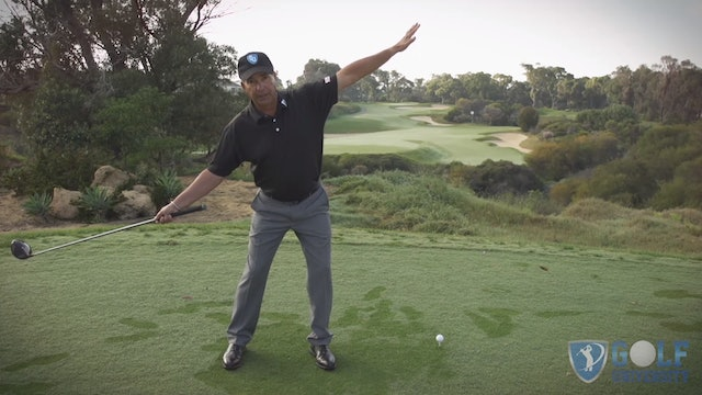 Shot Shaping Mastery Video Series - Video 1 - How To Hit a High Draw