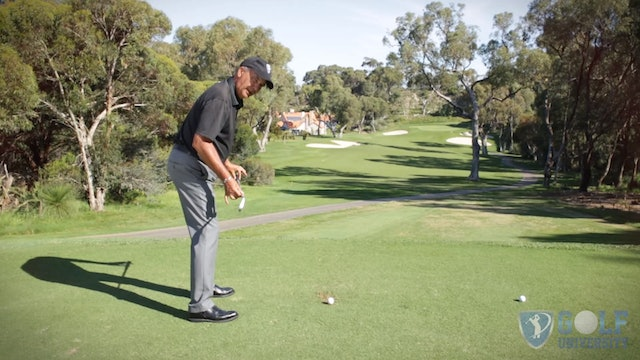 How To Hit a Fade With Your Irons